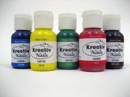 Kreativ-Nails Airbrushfarbe Basic 30ml