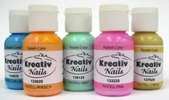 Kreativ-Nails Airbrushfarbe Pastell 30ml