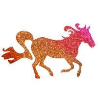 Ybody Schablone / Pferd