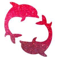 Ybody Schablone / Delphin Duo