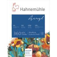 Acryl-Malblock, 360 g/m², 10 Blatt, 30 x 40cm