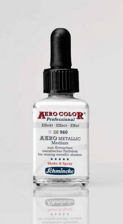 Aero Metallic medium 28ml