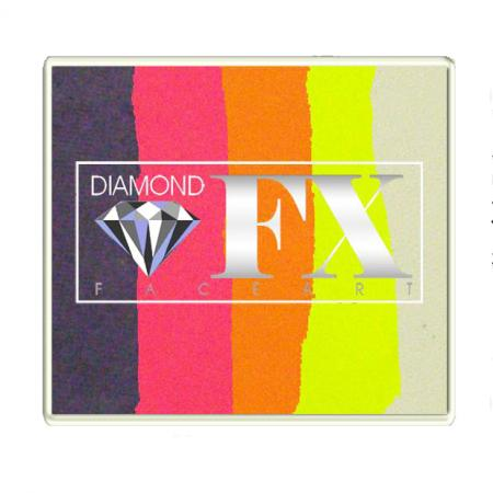 Diamond FX 50g / Split Cake Nr.92 Fabulously Fierce