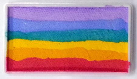 Diamond FX Rainbow Colours 30g / Split Cake Nr. 4 Blurred Lines