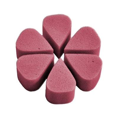 6x AWA Blütenschwämme von Wicked Sponges