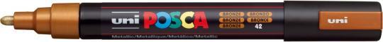 POSCA Acrylmarker PC-5M 1,8 - 2,5mm / bronze
