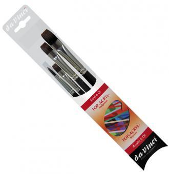 Da Vinci / TOP Acryl Malpinselset 4220