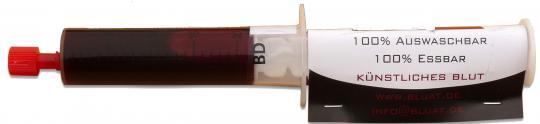 Blut / Bluat Spritze 25g Mischton