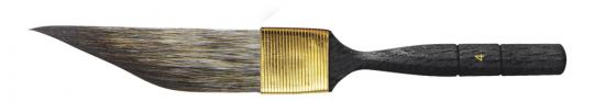 Schwertschlepper Linierpinsel Fehhaarimitation Gr. 0 von D0 Vinci