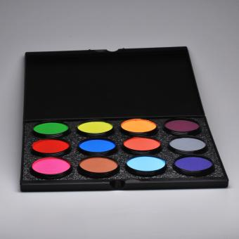 Paradise Makeup AQ - ProPalette - Style B - 12 Farben
