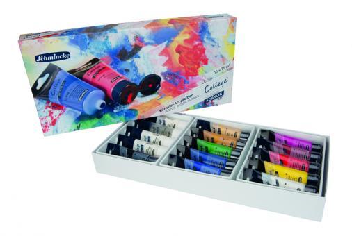 College Acrylic Color Kartonset 15 x 75ml