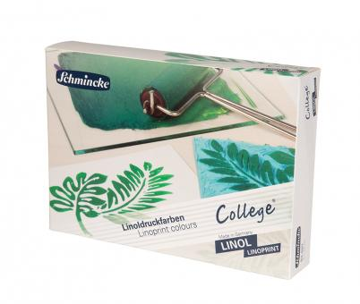 College Linol 5x75ml / Karton-Set