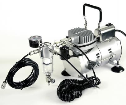 Airbrush Kompressor Sparmax AC20