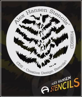 Alex Hansen Stencils CDS 88014 rund ca. 12cm