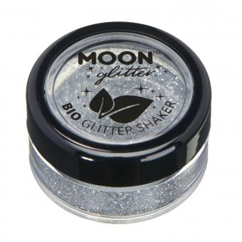 Moon Bio Glitter Shaker 5g / Silver