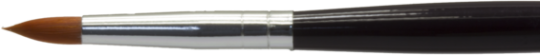 DFX Brush F2 kurz, rund, spitz Gr.2
