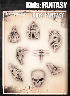 Tattoo Pro Stencil / Fantasy