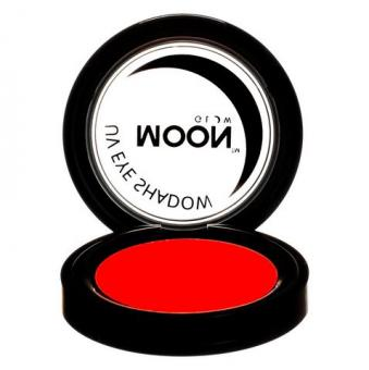 Neon UV Lidschatten 3,5g / Intense Red