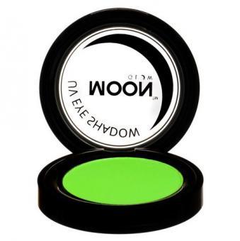 Neon UV Lidschatten 3,5g / Intense Green