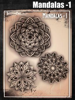 Tattoo Pro Stencil / Mandalas 1