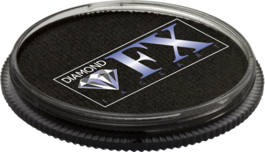 Diamond FX Metallic 30g black
