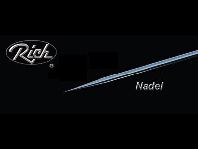 Nadel 0,2 mm für Rich AB-200 & AB-100