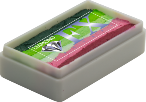 Diamond FX Rainbow Colours 28g / Split Cake Nr. 16 Mega Melon