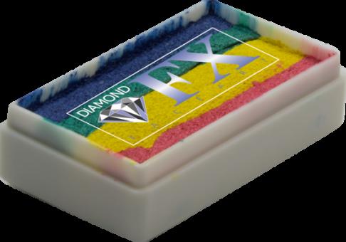 Diamond FX Rainbow Colours 28g / Split Cake Nr. 36 Sweet Paradise