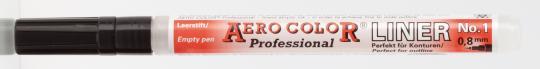 Aero Color Liner 1, Strichbreite ca. 0,8mm, für ca. 3,5ml Inhalt