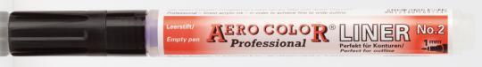 Aero Color Liner 2, Strichbreite ca. 1mm, für ca. 6ml Inhalt