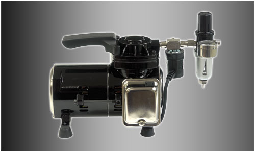 Airbrush Kompressor Sparmax TC-501N