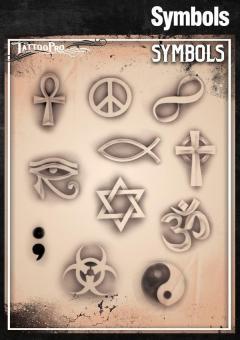 Tattoo Pro Stencil / Symbols