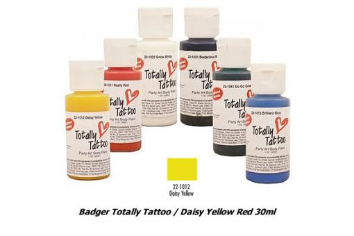 Badger Totally Tattoo / Daisy Yellow 30ml